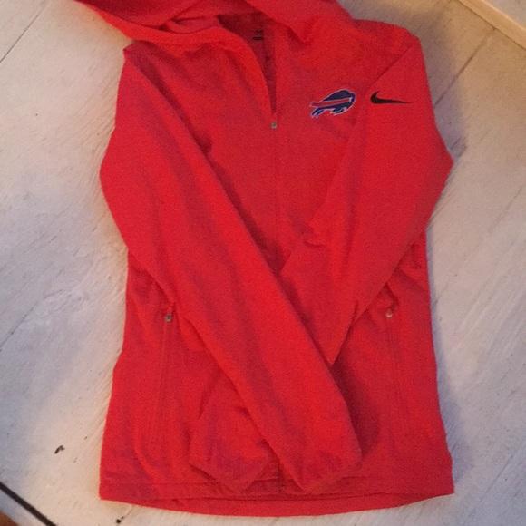 Buffalo Bills nike jacket size XS. M 5a45696536b9def4be0e5667 b0baafc0f